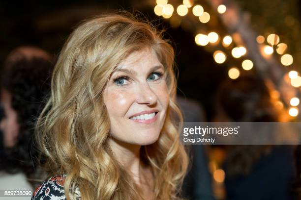 """Actress Connie Britton arrives for the Premiere Of Showtime's """"SMILF"""" After Party at Ysabel on October 9, 2017 in Los Angeles, California."""