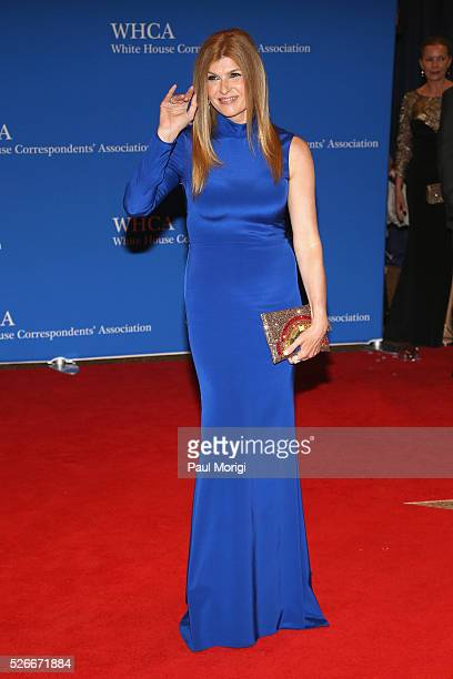 Actress Connie Britton attends the 102nd White House Correspondents' Association Dinner on April 30 2016 in Washington DC