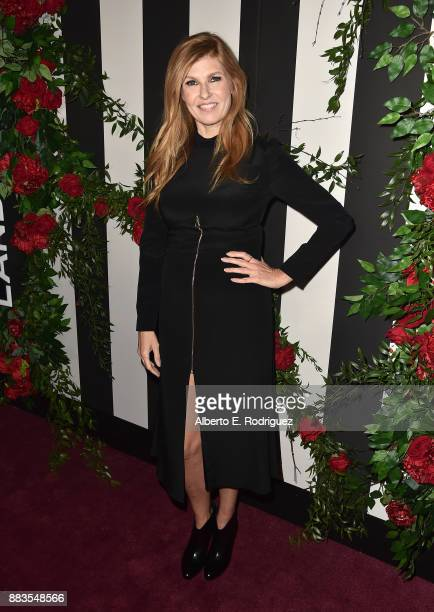 Actress Connie Britton attends the Land of distraction Launch event at Chateau Marmont on November 30 2017 in Los Angeles California