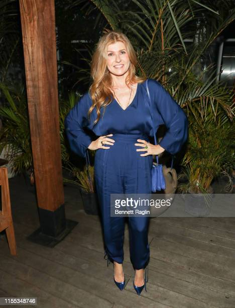 """Actress Connie Britton attends the New York Screening of """"Jett"""" - after party at Gitano Jungle Terraces on June 11, 2019 in New York City."""