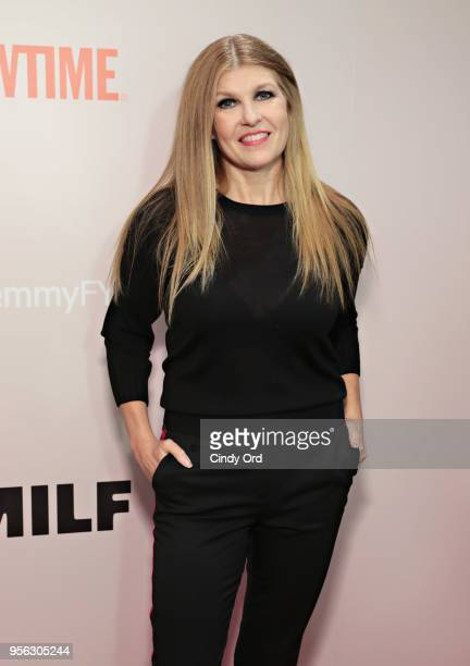 Actress Connie Britton attends the Showtime Emmy FYC Screening Of SMILF at The Whitney Museum on May 8, 2018 in New York City.