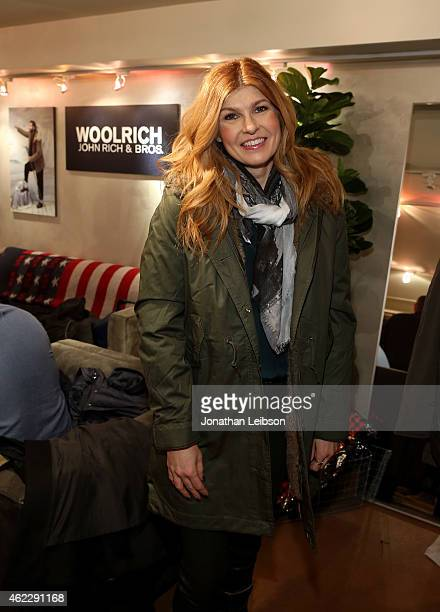 Actress Connie Britton attends The Variety Studio At Sundance Presented By Dockers Day 3 on January 26 2015 in Park City Utah