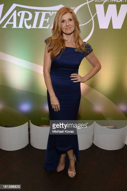 Actress Connie Britton attends Variety & Women In Film Pre-Emmy Event presented by Yoplait Greek at Scarpetta on September 20, 2013 in Beverly Hills,...