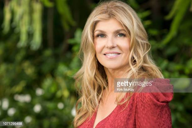 Actress Connie Britton is photographed for Los Angeles Times on October 25 2018 in Beverly Hills California PUBLISHED IMAGE CREDIT MUST READ Kirk...