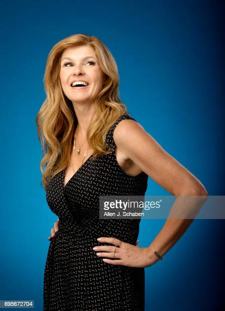 Actress Connie Britton is photographed for Los Angeles Times on June 1 2017 in Los Angeles California PUBLISHED IMAGE CREDIT MUST READ Allen J...