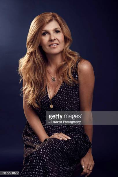 Actress Connie Britton is photographed for The Wrap on June 1 2017 in Los Angeles California