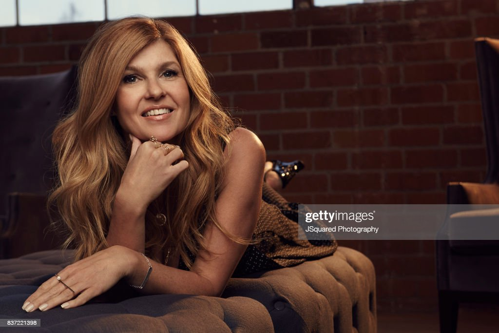 Actress Connie Britton is photographed for The Wrap on June 1, 2017 in Los Angeles, California.