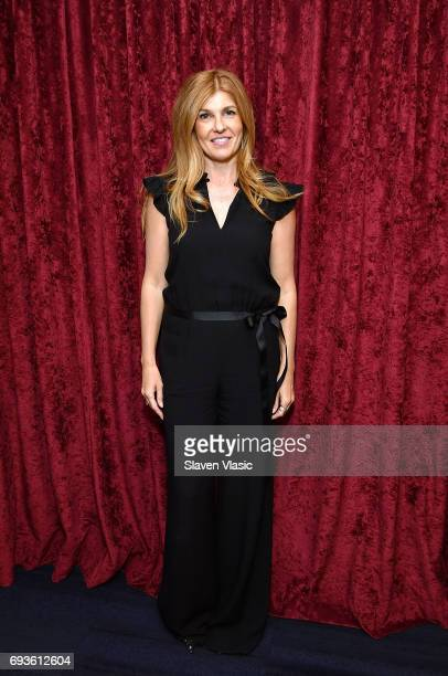 Actress Connie Britton visits SiriusXM Studios on June 7 2017 in New York City