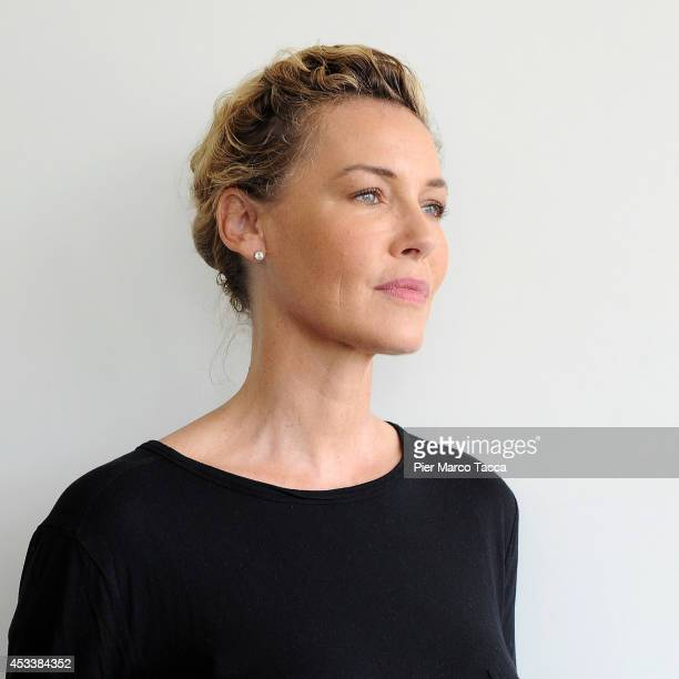 Actress Connie Nielsen attends the International Competition Photocall at the 67th Locarno Film Festiva on August 7 2014 in Locarno Switzerland