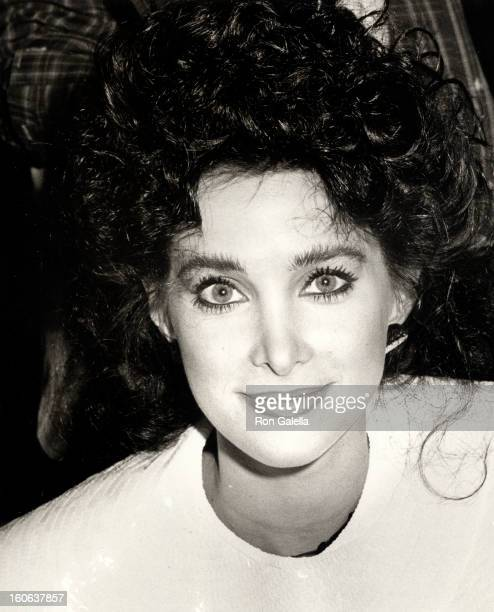 Actress Connie Sellecca attending The Image Awards on December 4 1983 at the Hollywood Palladium in Hollywood California