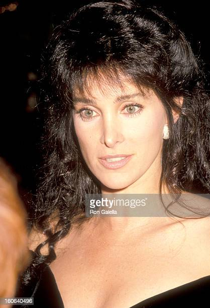 Actress Connie Sellecca attends The Maple Center's Annual Distinguished Community Service Award Gala Honoring Carol and Jerry Katzman on October 10...