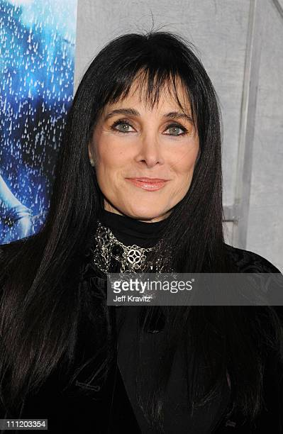Actress Connie Sellecca attends Touchstone Pictures' and Summit Entertainment's world premiere of 'Step Up 2 The Streets' at the Arclight Theatre on...