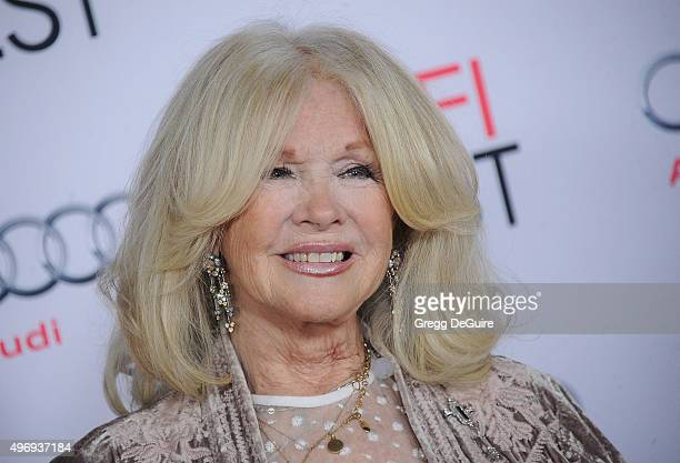 Actress Connie Stevens arrives at the AFI FEST 2015 Presented By Audi Closing Night Gala Premiere of Paramount Pictures' The Big Short at TCL Chinese...