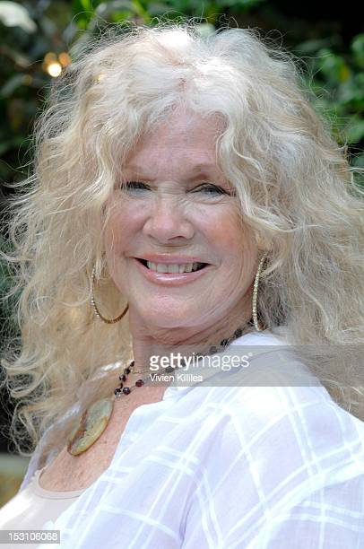 Actress Connie Stevens attends the 2nd Annual Celebrity Garden Party Fundraiser Memorabilia Auction For Motion Picture Home Hosted By Renee Taylor...
