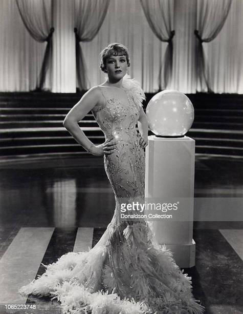 Actress Constance Cummings in a scene from the movie 'Broadway Thru a Keyhole'