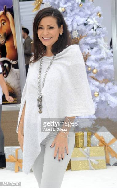 Actress Constance Marie arrives for the Premiere Of Columbia Pictures' The Star held at Regency Village Theatre on November 12 2017 in Westwood...