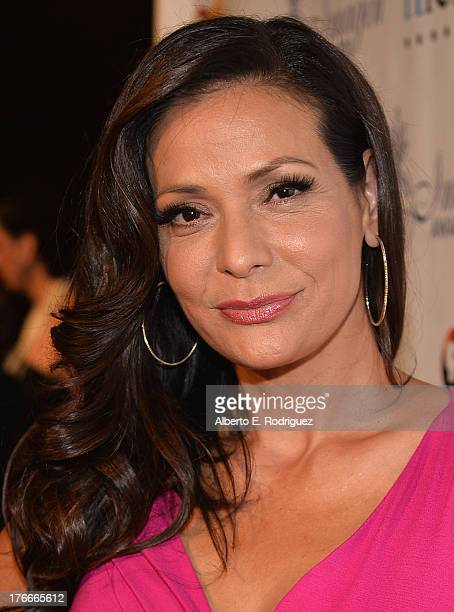 Actress Constance Marie arrives to the 28th Annual Imagen Awards at The Beverly Hilton Hotel on August 16 2013 in Beverly Hills California