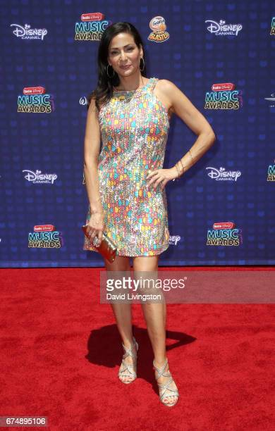 Actress Constance Marie attends the 2017 Radio Disney Music Awards at Microsoft Theater on April 29 2017 in Los Angeles California