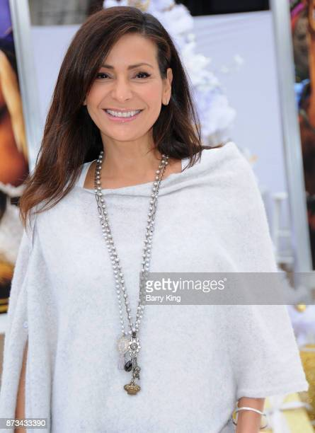 Actress Constance Marie attends the premiere of Columbia Pictures' 'The Star' at Regency Village Theatre on November 12 2017 in Westwood California