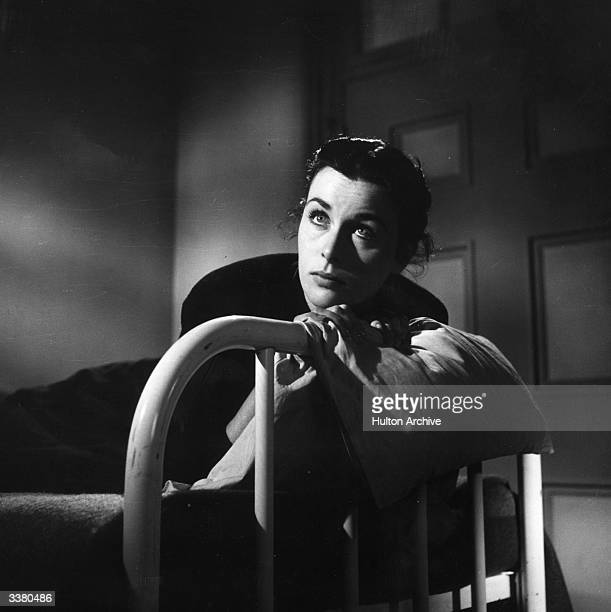 Actress Constance Smith in the film 'The Thirteenth Letter' directed by Otto Preminger and produced by 20th Century Fox