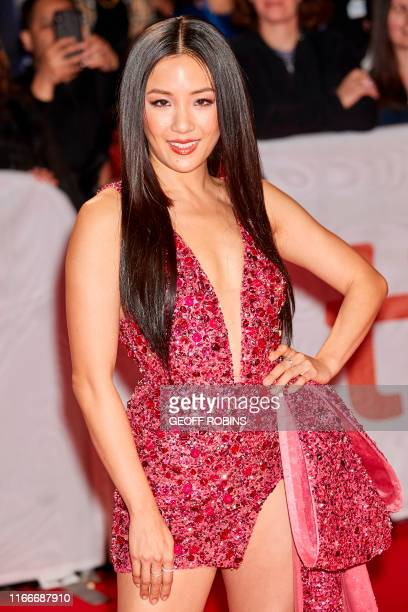 Actress Constance Wu arrives for the premiere of Hustlers during the 2019 Toronto International Film Festival Day 3 on September 7 in Toronto Ontario