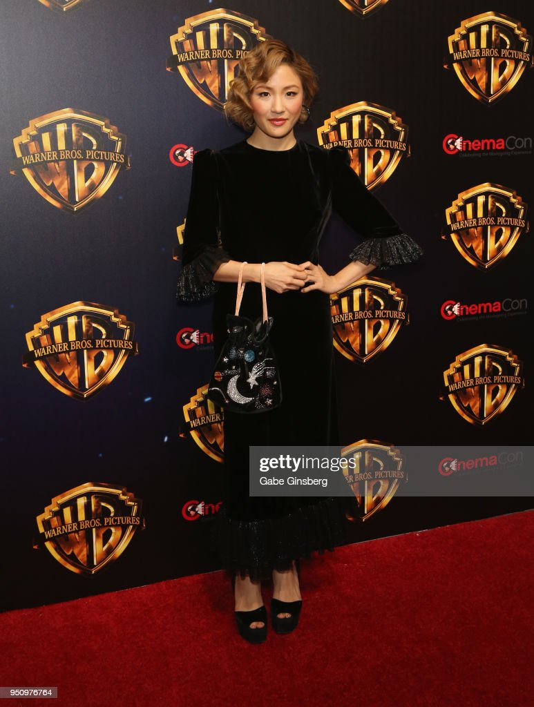 """2018 CinemaCon - Warner Bros. Pictures """"The Big Picture"""" An Exclusive Presentation : News Photo"""