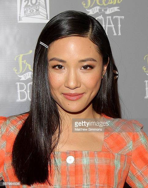 Actress Constance Wu attends the Emmy FYC event for ABC's 'Fresh Off The Boat' at The London Hotel on June 3 2016 in West Hollywood California