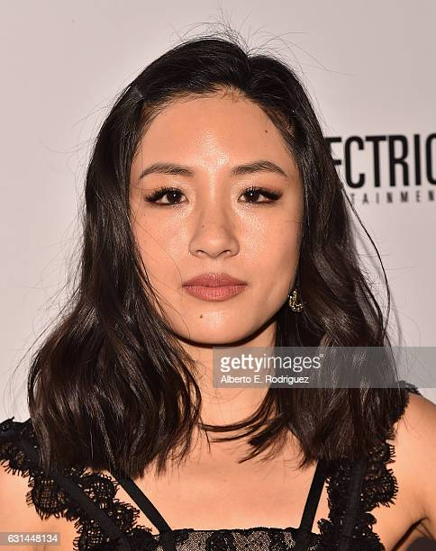 Actress Constance Wu attends the premiere of Electric Entertainment's 'The Book Of Love' at The Grove on January 10 2017 in Los Angeles California