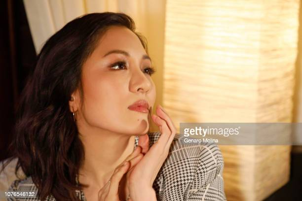 CA: Constance Wu, Los Angeles Times, December 20, 2018