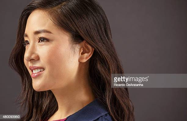 Actress Constance Wu is photographed for Los Angeles Times on June 2 2015 in Los Angeles California PUBLISHED IMAGE CREDIT MUST READ Ricardo...