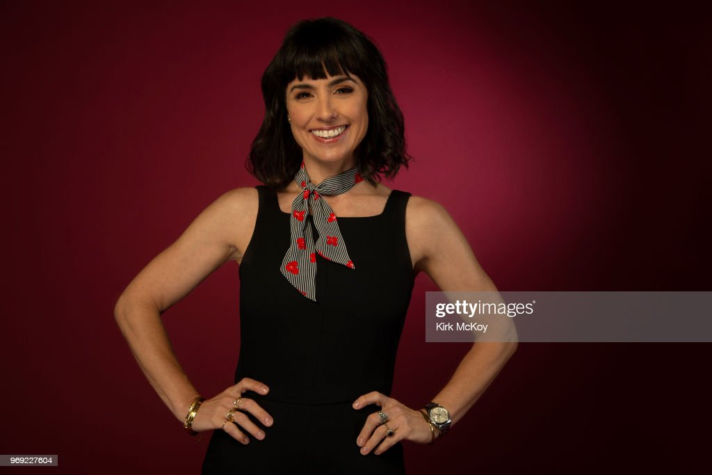 Constance Zimmer, Los Angeles Times, May 23, 2018