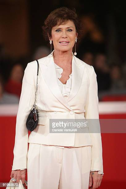 Actress Corinne Clery attends the Christine Cristina Premiere during day 5 of the 4th Rome International Film Festival held at the Auditorium Parco...