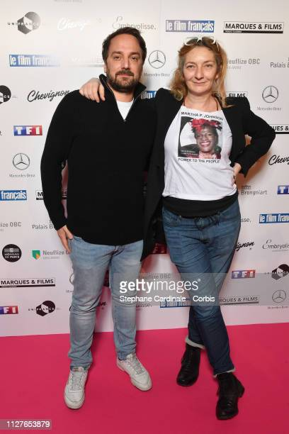 Actress Corinne Masiero attends the 26th Trophees Du Film Francais Photocall at Palais Brongniart on February 05 2019 in Paris France