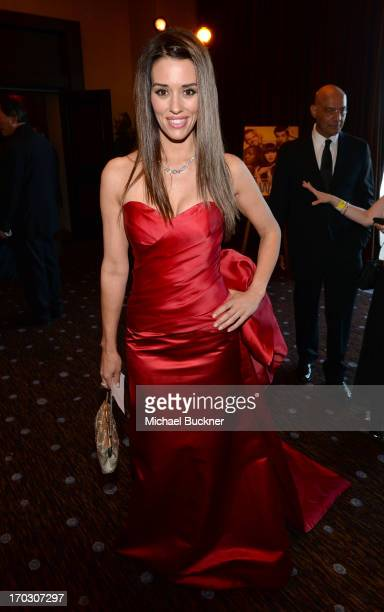 Actress Cory Oliver arrives at Broadcast Television Journalists Association's third annual Critics' Choice Television Awards at The Beverly Hilton...