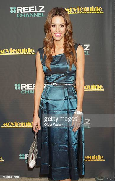 Actress Cory Oliver arrives at the 23rd Annual MovieGuide Awards at Universal Hilton Hotel on February 6 2015 in Universal City California