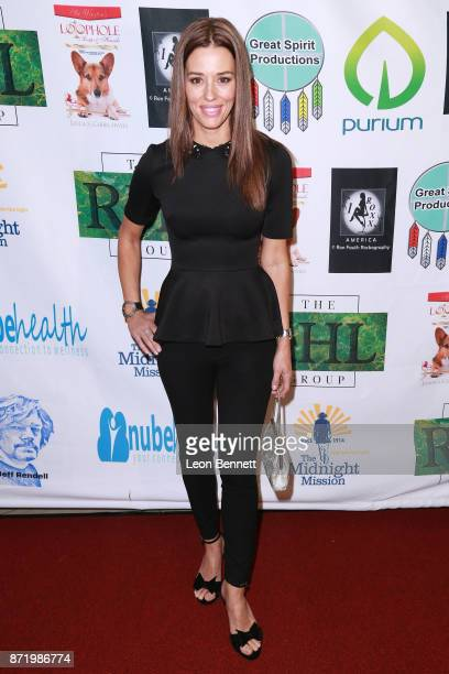 Actress Cory Oliver attended the 11th Annual Hollywood FAME Awards at Hard Rock Cafe Hollywood CA on November 8 2017 in Hollywood California