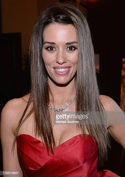 Actress Cory Oliver attends Broadcast Television Journalists Association's third annual Critics' Choice Television Awards at The Beverly Hilton Hotel...