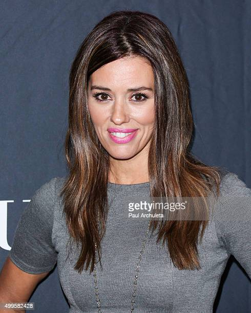 Actress Cory Oliver attends Star Magazine's Scene Stealers party at The W Hollywood on October 22 2015 in Hollywood California