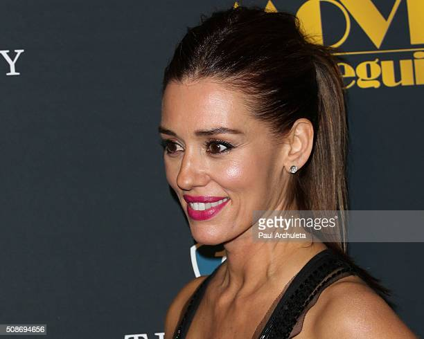 Actress Cory Oliver attends the 24th Annual Movieguide Awards Gala at Universal Hilton Hotel on February 5 2016 in Universal City California