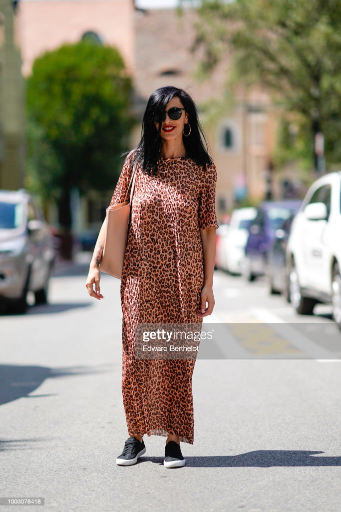 Street Style At Feeric Fashion Week 2018 In Sibiu : News Photo