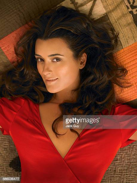 cote de pablo photos et images de collection getty images. Black Bedroom Furniture Sets. Home Design Ideas