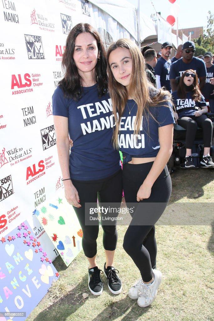 "Nanci Ryder's ""Team Nanci"" Participates In The 15th Annual LA County Walk To Defeat ALS - Arrivals"