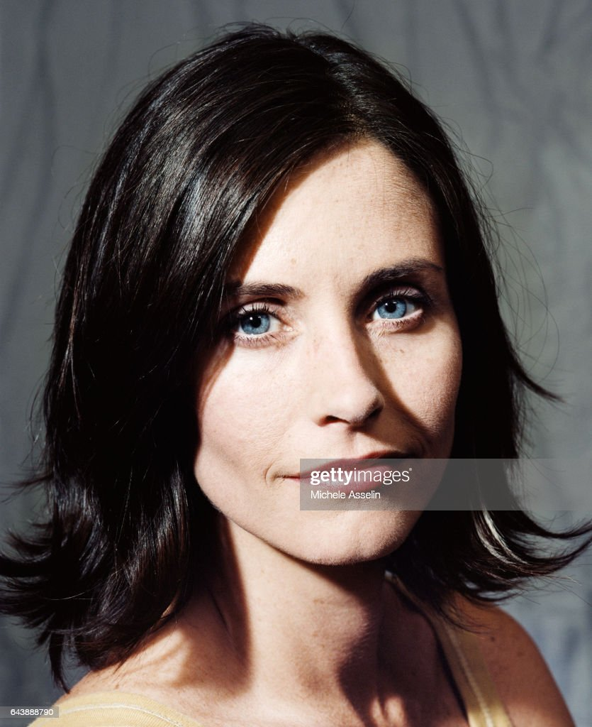 Actress Courteney Cox Arquette is photographed circa 1996 in Los Angeles, California.