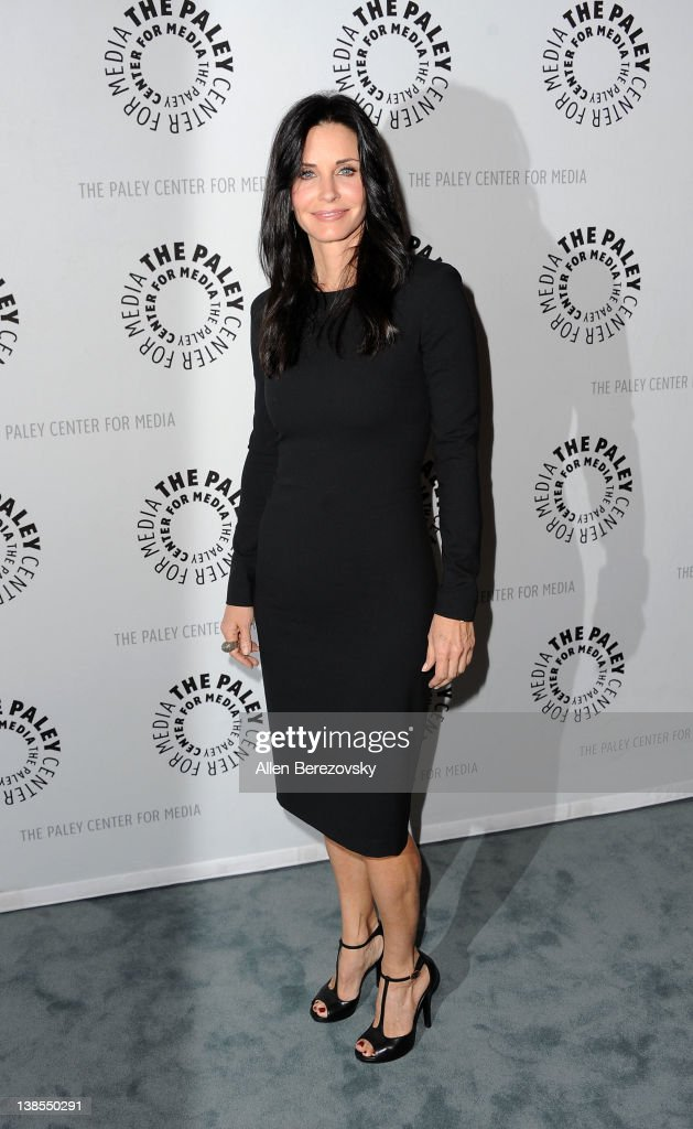 """The Paley Center For Media Special Premiere Screening Of """"Cougar Town"""" - Arrivals"""