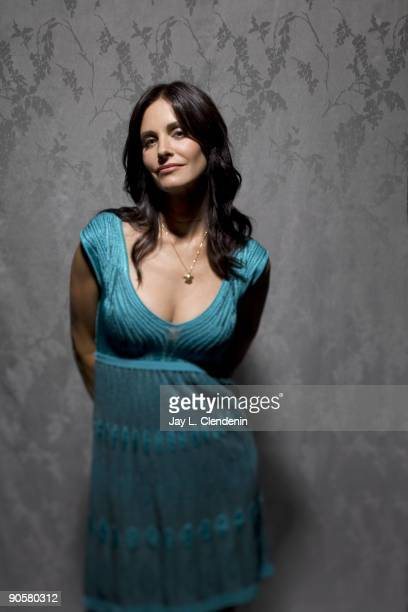 Actress Courteney Cox poses at a portrait session CREDIT MUST READ Jay L Clendenin/Los Angeles Times/Contour by Getty Images PUBLISHED IMAGE