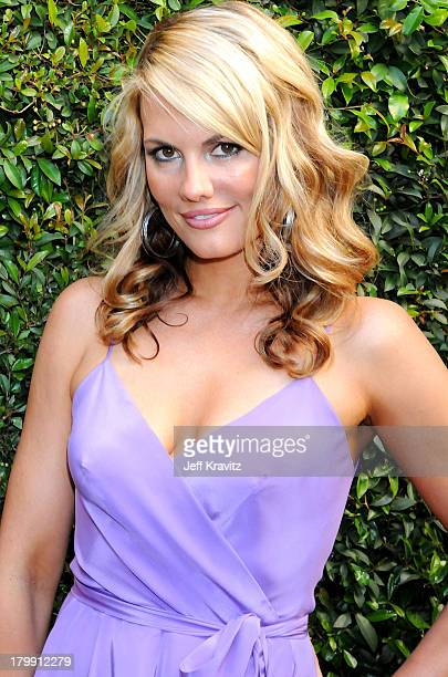 Actress Courtney Hansen arrives to Spike TV's 2nd Annual Guys Choice Awards at Sony Studios on May 30 2008 in Culver City California