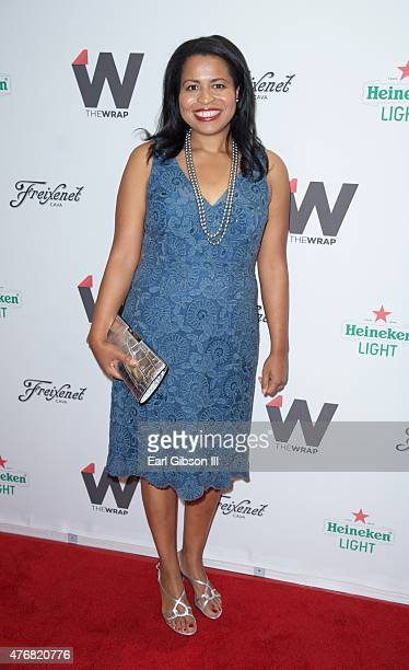 Actress Courtney Kemp Agboh attends TheWrap's 2nd Annual Emmy Party at The London on June 11, 2015 in West Hollywood, California.