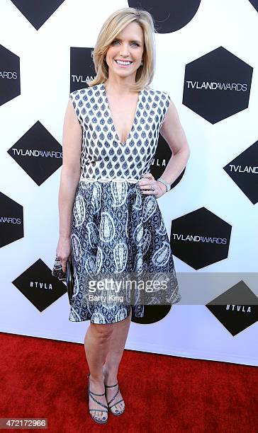Actress Courtney Thorne-Smith attends the 2015 TV LAND Awards at Saban Theatre on April 11, 2015 in Beverly Hills, California.