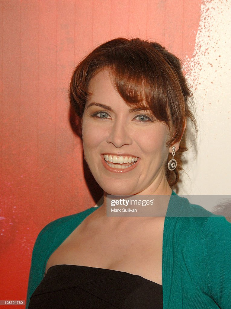 Actress Crista Flanagan arrives for the Los Angeles premiere of 'Waiting For Forever' at The Grove on February 1, 2011 in Los Angeles, California.