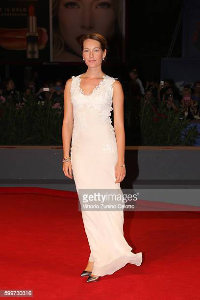 Actress Cristiana Capotondi attends the premiere of 'Tommaso' during the 73rd Venice Film Festival at Sala Grande on September 6 2016 in Venice Italy